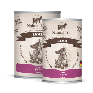 Natural Trail Lamb 800g & 400g