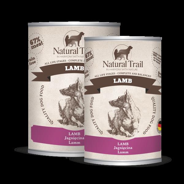 Natural Trail Lamb 800g & 400g