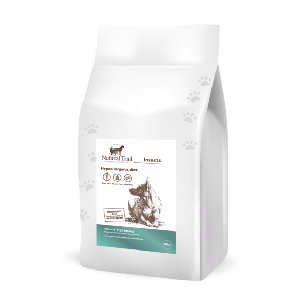 Natural Trail Insects 10kg