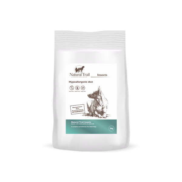 Natural Trail Insects 2kg